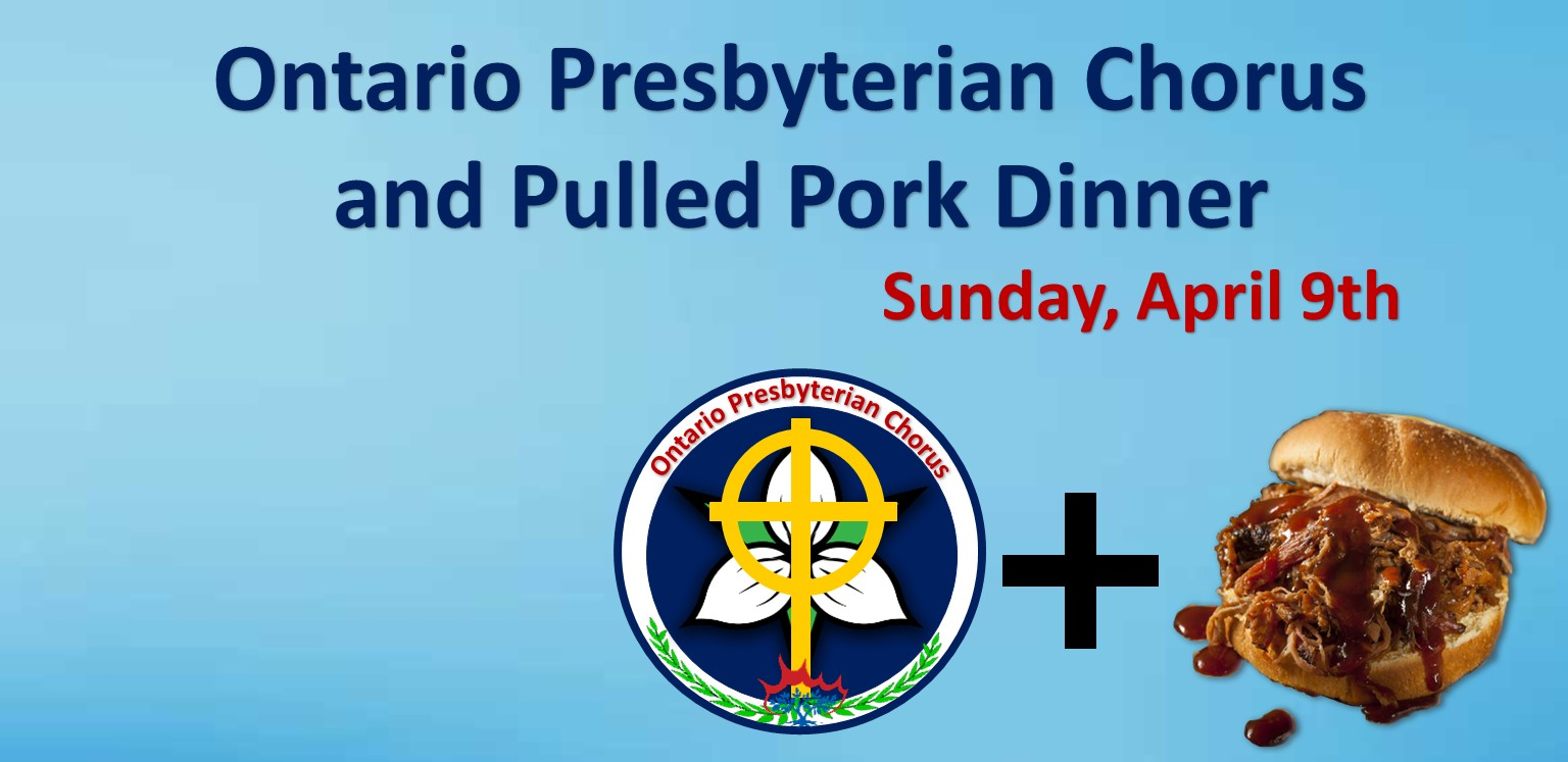 OPC Concert and Dinner
