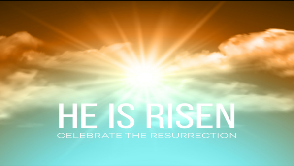 Celebrate the Resurrection!