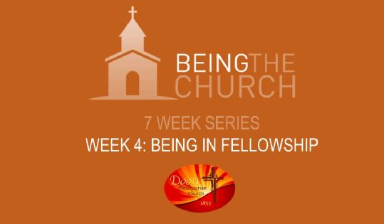 Being In Fellowship
