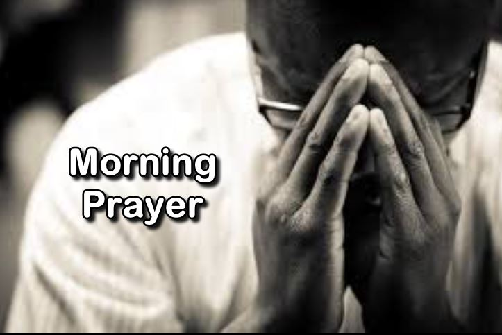 [Easter Sunday] Morning Prayer