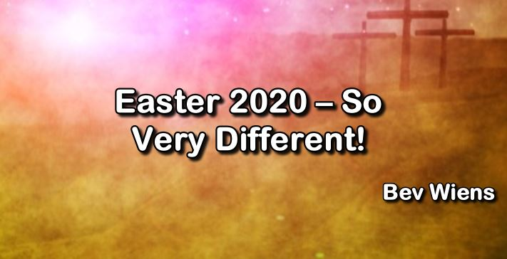 [Easter Sunday] Message