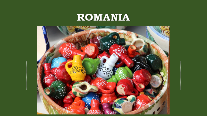 Serving the Lord – My Experience in Romania