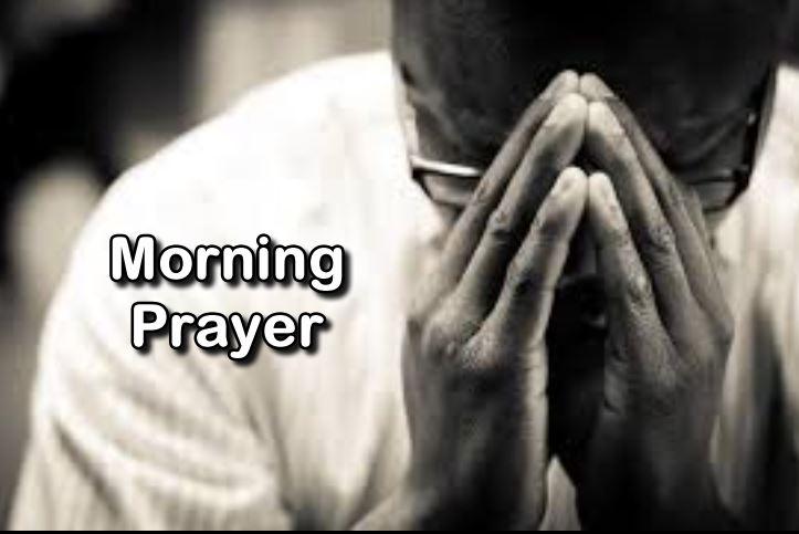 [Easter Sunday] Morning Prayer